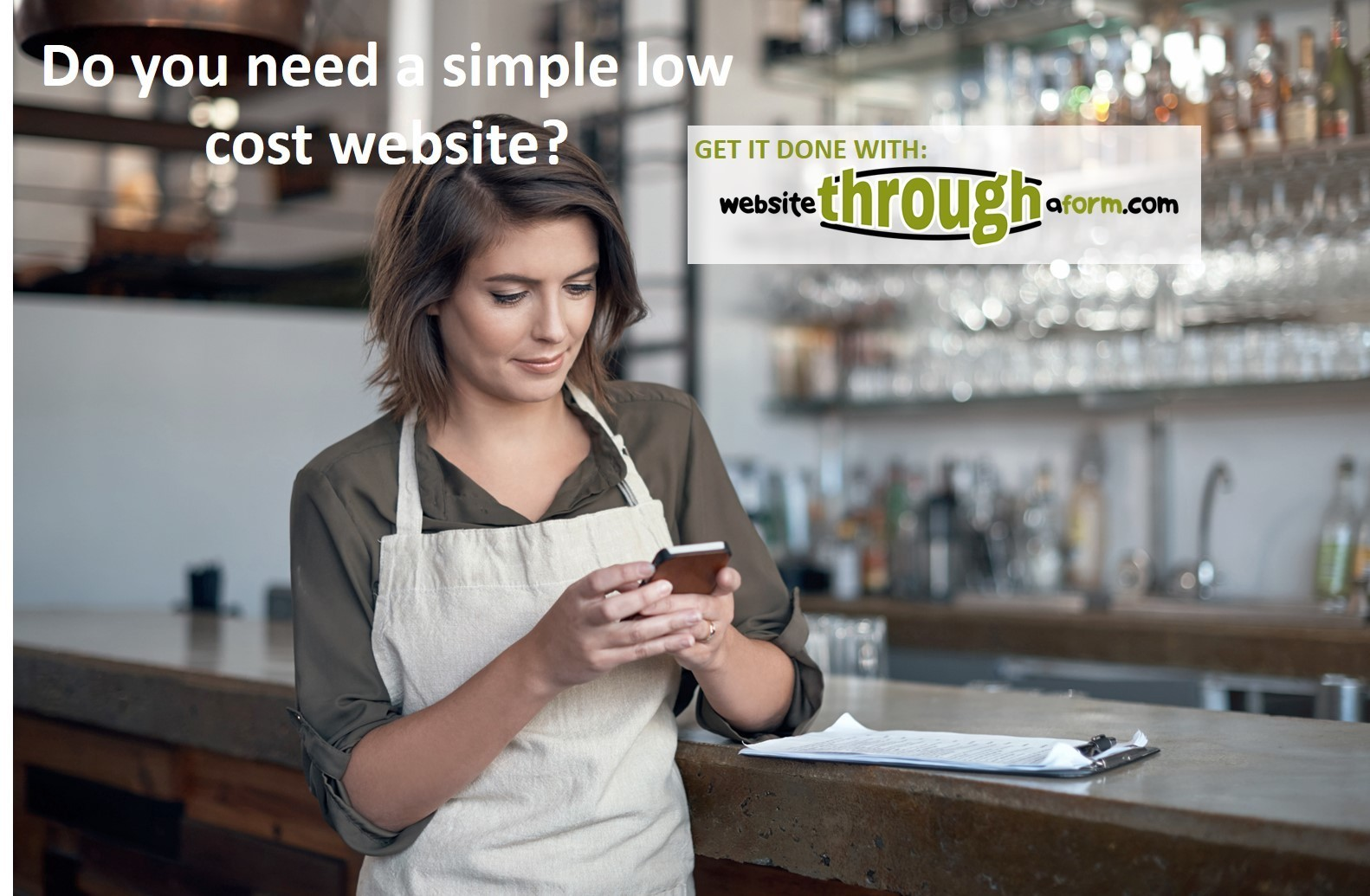 Do You Need A Simple Low Cost Website