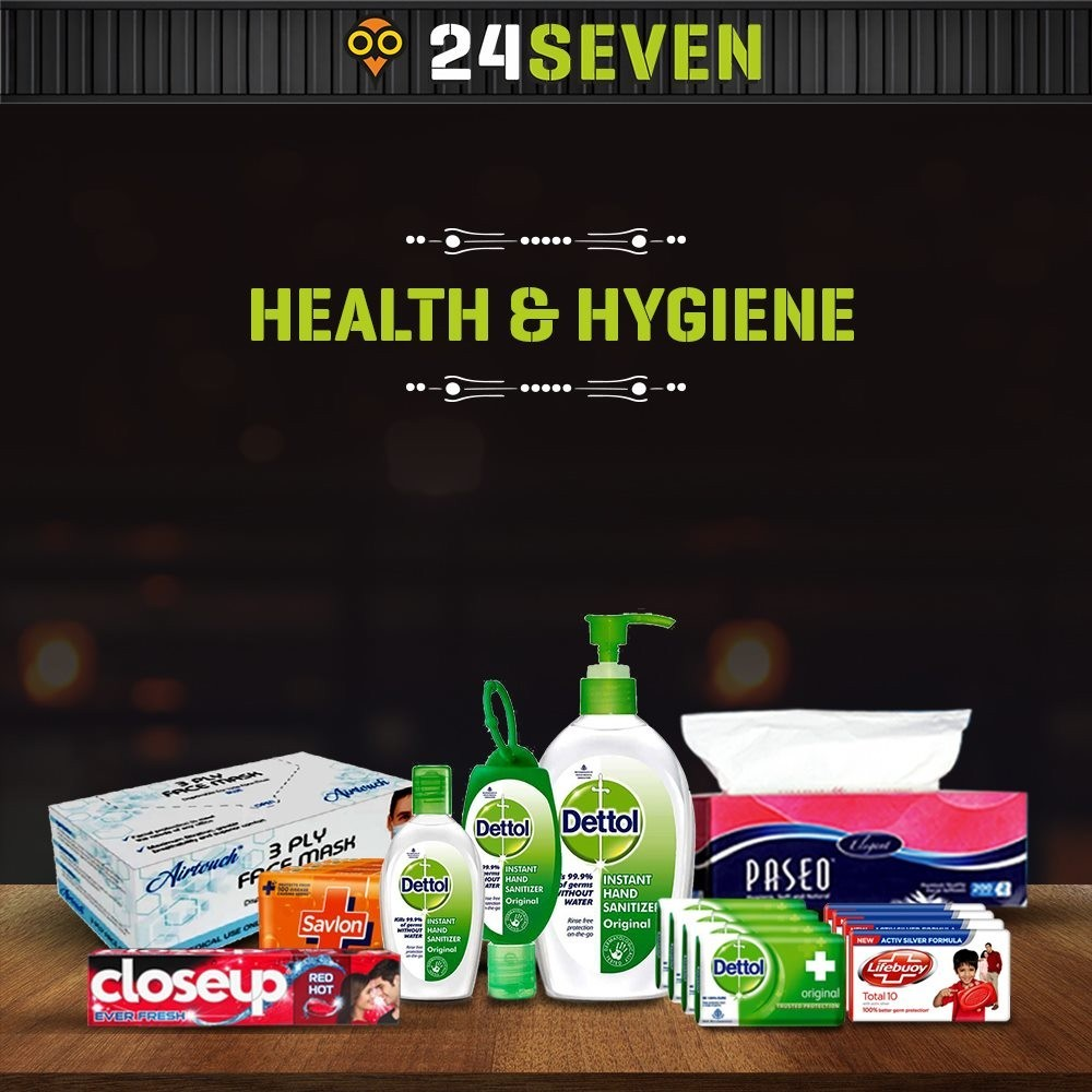 Health and Hygiene products available near you
