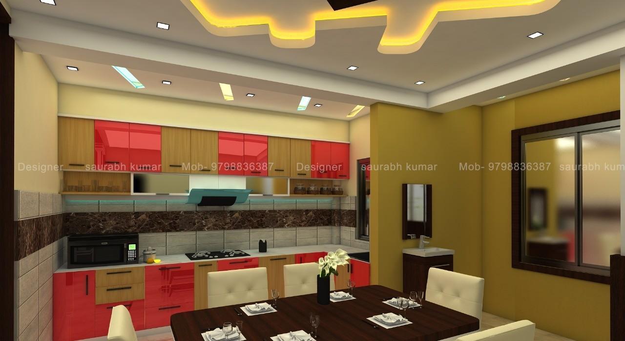 Best modular kitchen designer in Patna