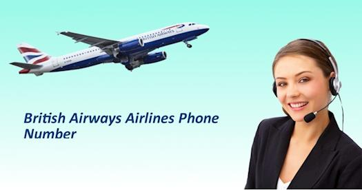 Book Air-Flight tickets at British Airways Airlines Phone Number