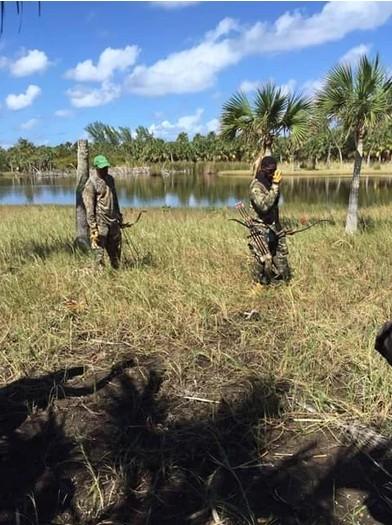 Top Bowhunting in The Bahamas | Bfaa Bahamas