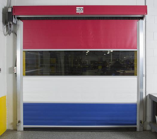 The G2 5400 high speed door