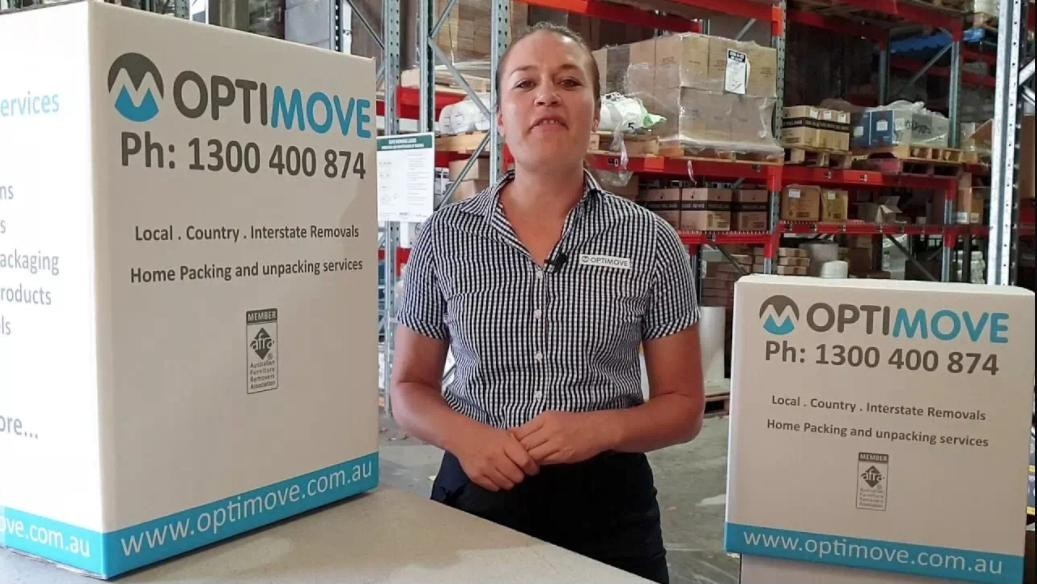 Removalists Brisbane Services | Best Furniture Removals | Optimove