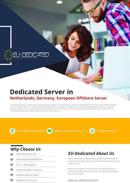 Cheap Dedicated Server Germany