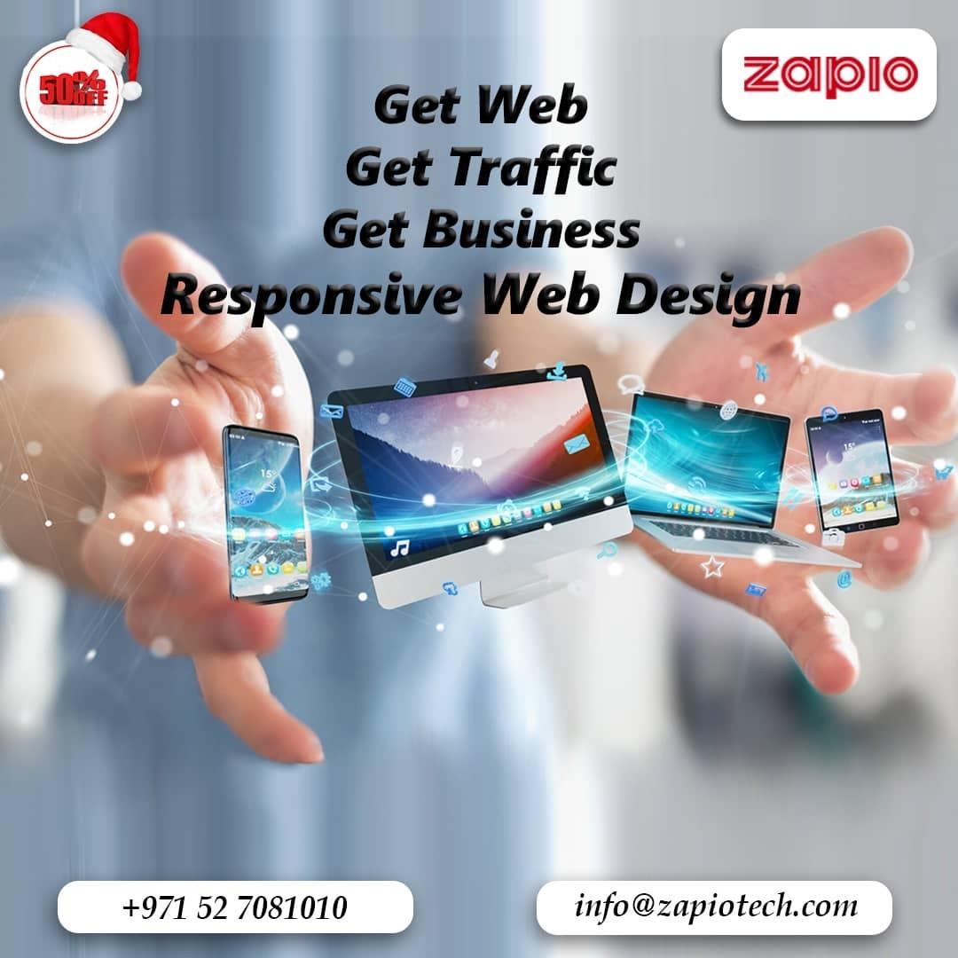 Website Design And Development Company in Dubai, UAE