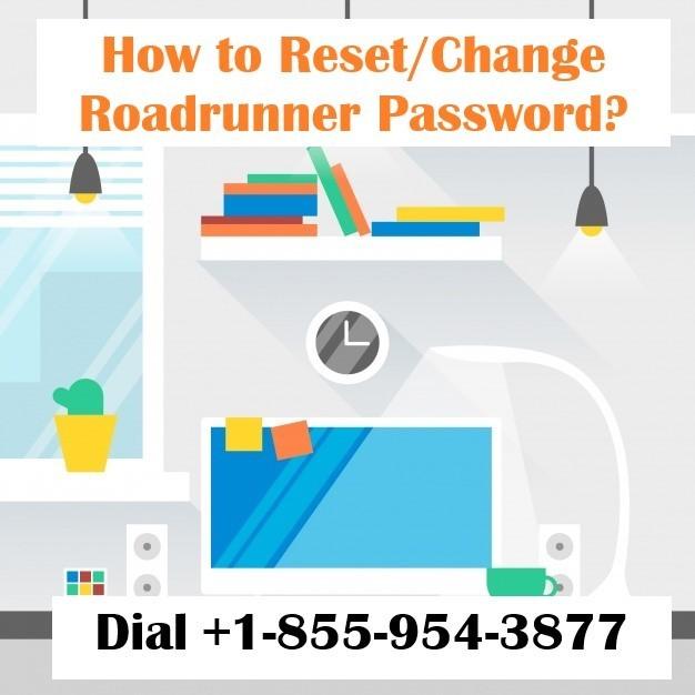 How to Reset Roadrunner Password,Call +1-855-954-3877