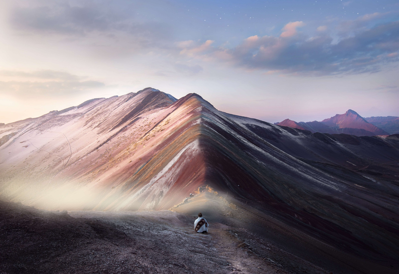Explore The Rainbow Mountain