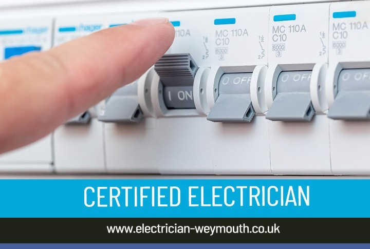 Certified Electrician near me