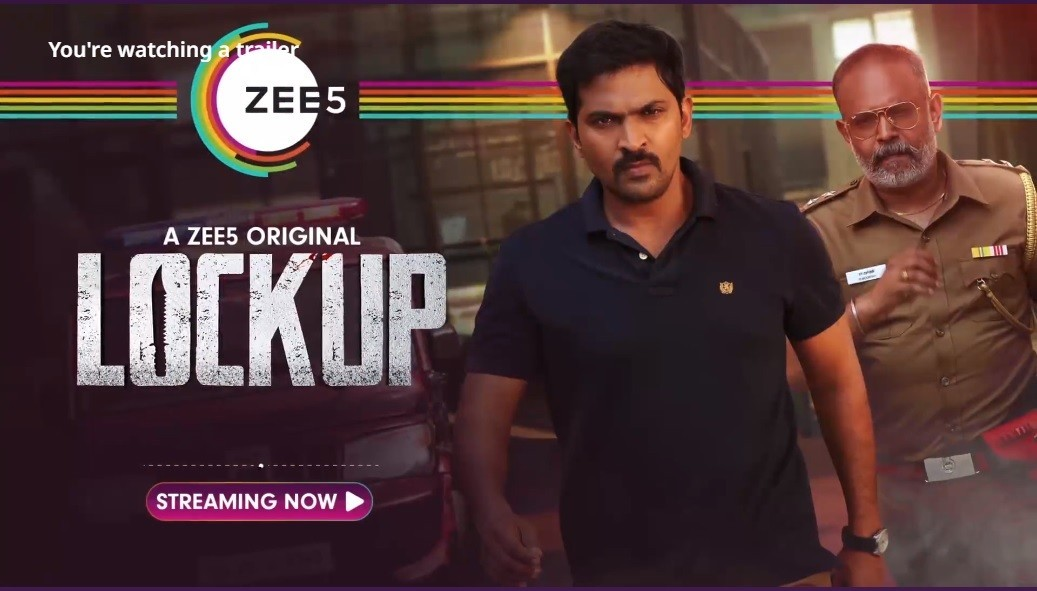 Watch Lockup Tamil Movie Trailer | ZEE5