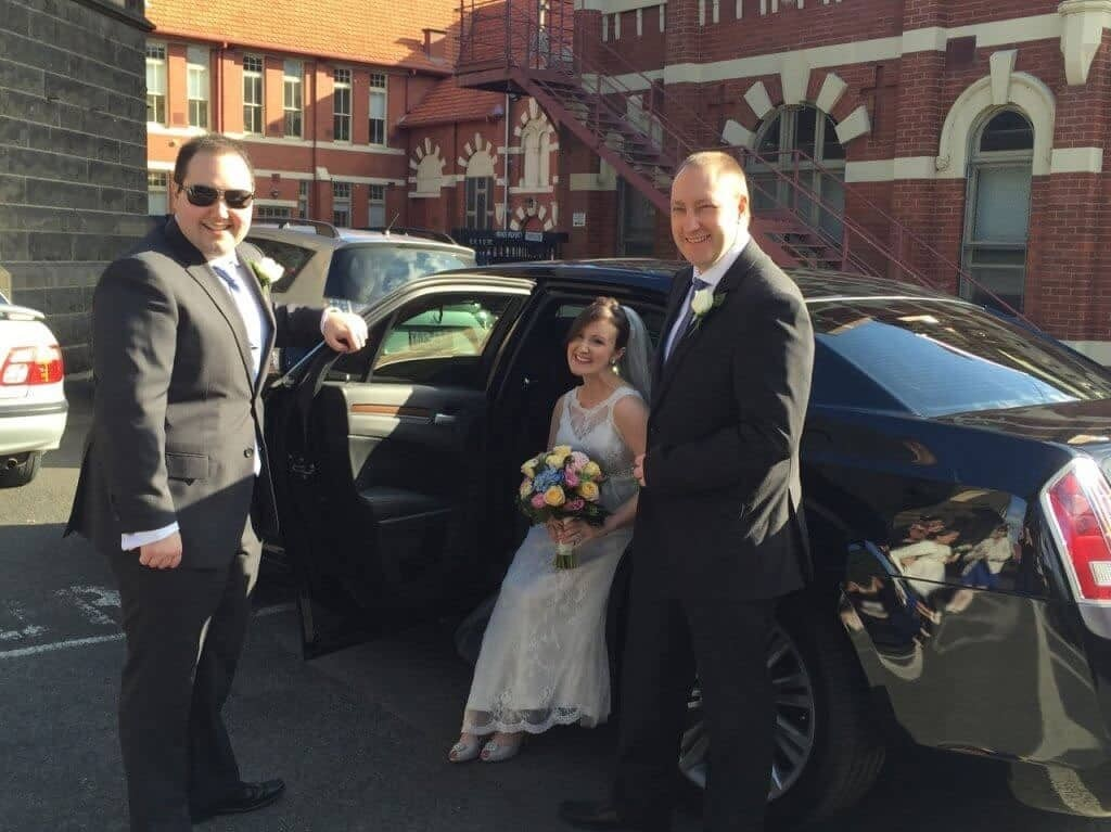 Luxury Wedding Cars Melbourne