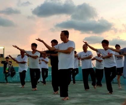 World Nam Wah Pai Association- Qigong, Tai Chi & Martial Arts