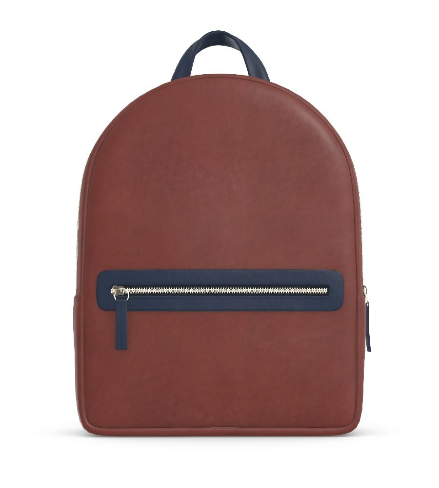 Collection of Leather Men Backpack