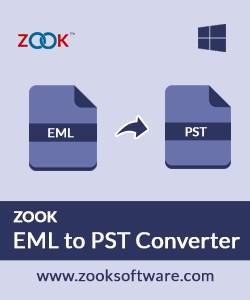 EML to PST converter
