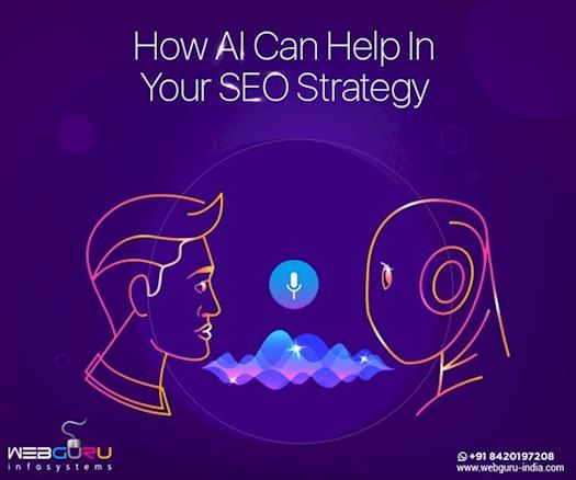 How AI Can Help In Your SEO Strategy