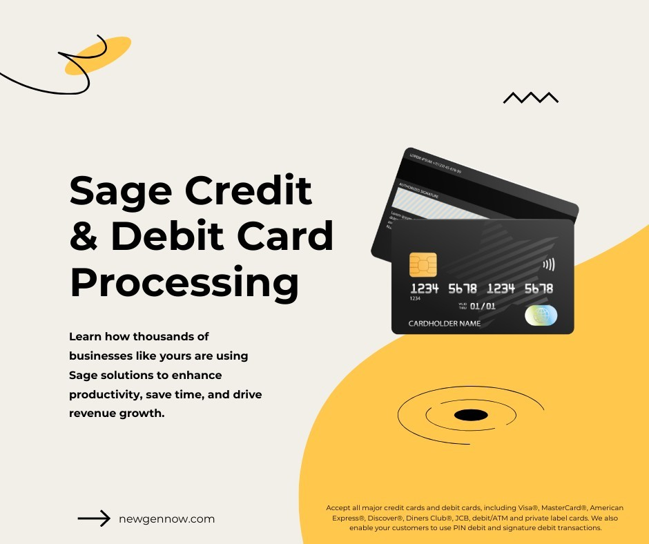 Sage Payment Processing- Billing and Credit Cards