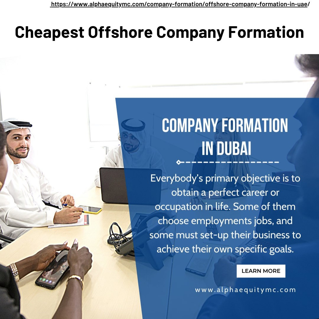 Cheapest Offshore Company Formation