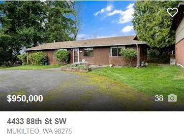 Luxury Homes for Sale in Mukilteo