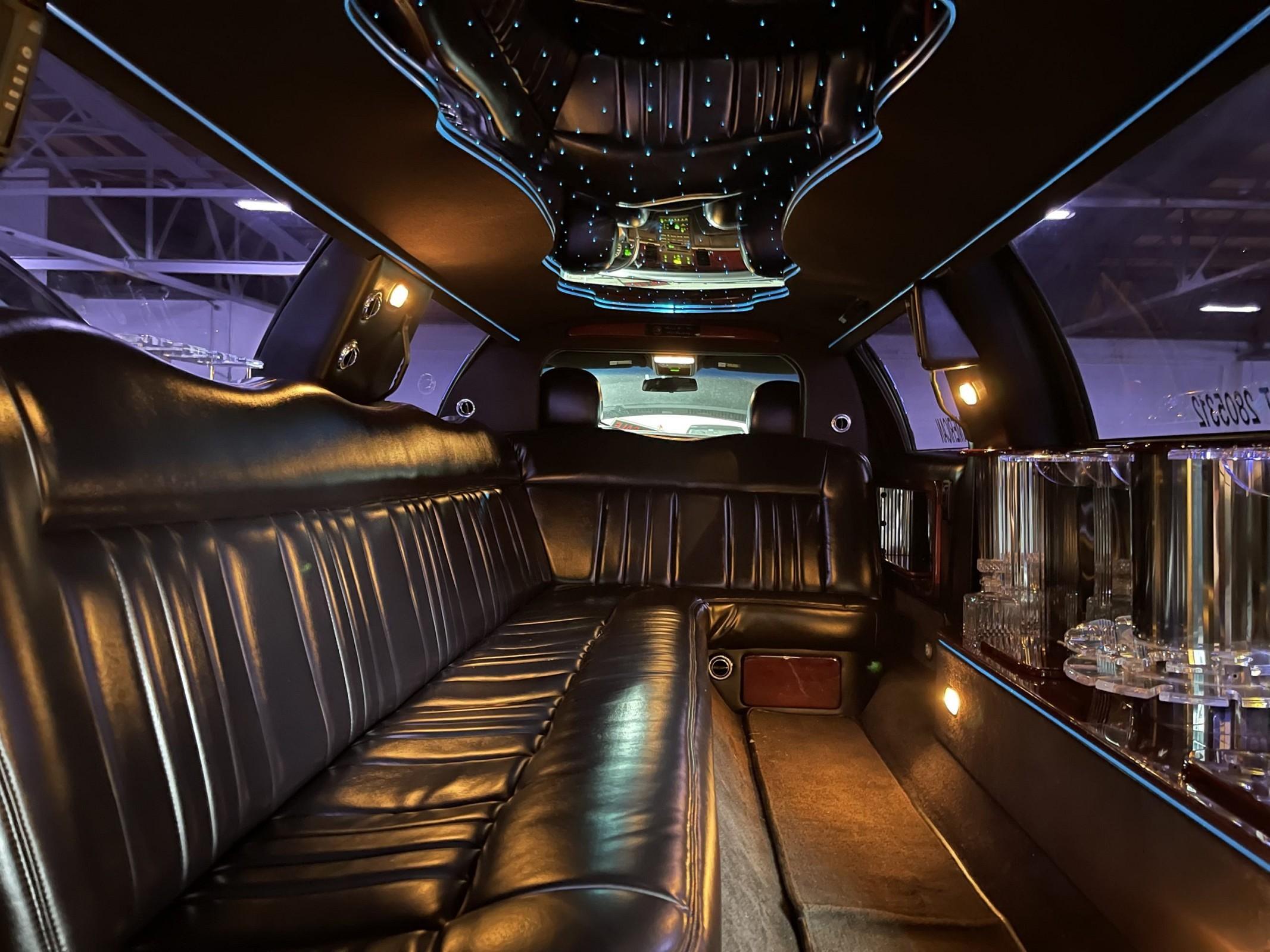 limo service albuquerque