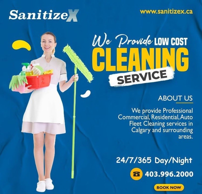 Low Cost Cleaning Services Calgary