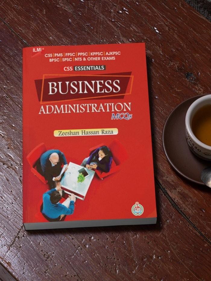Ilmi Business Admin