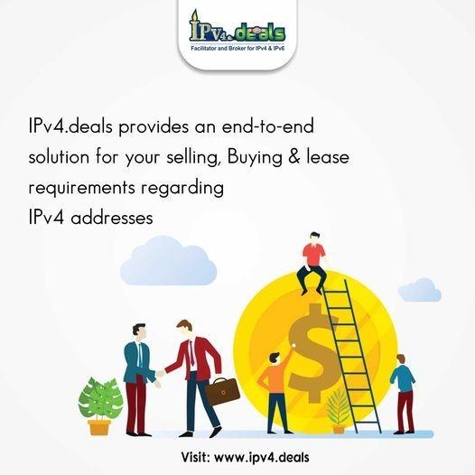 ipv4 service provider