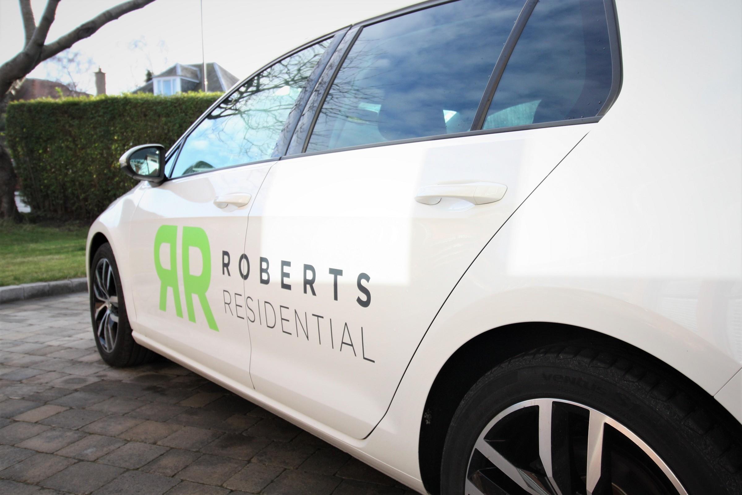 Robertson Residential Lettings Car