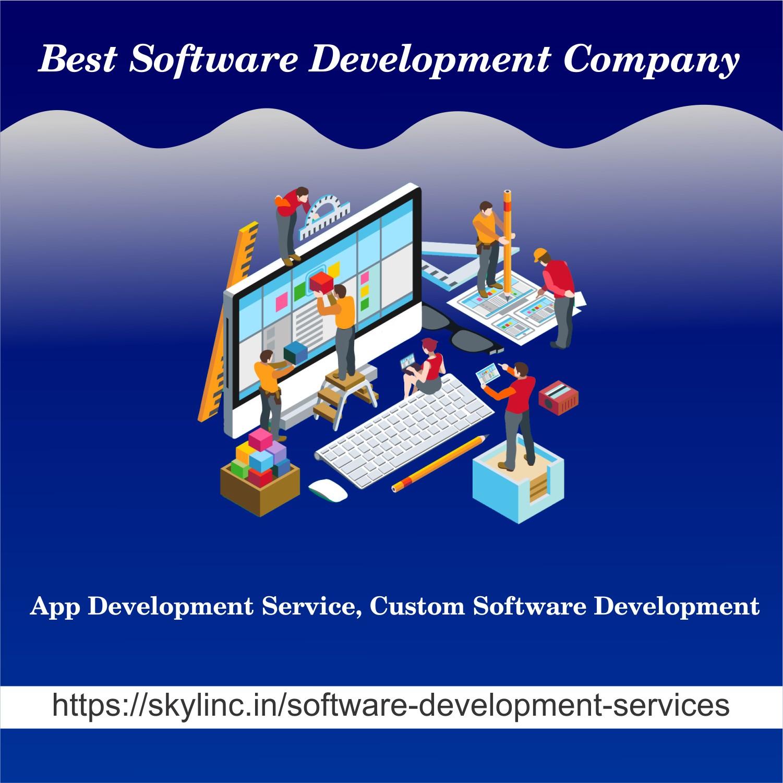 Software Development Services in Bihar | Web application Development