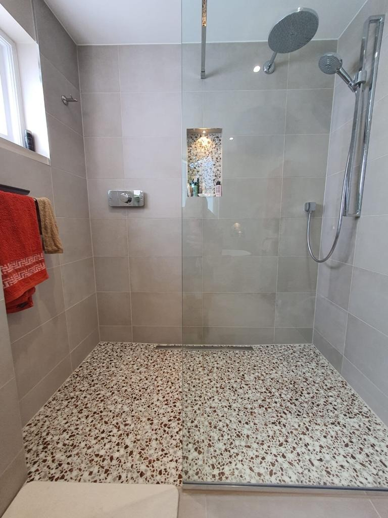 Wet Room Installation in Denmark Hill, London SE5