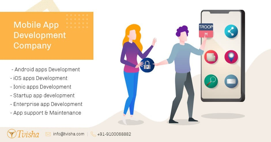 Mobile App Development Company | Android and iOS