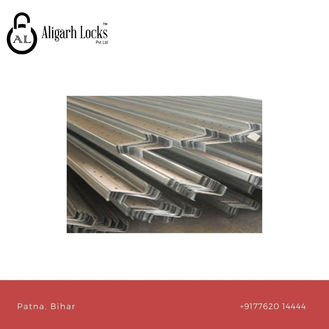 Best Slotted Angle Suppliers in Bihar | Aligarh Locks