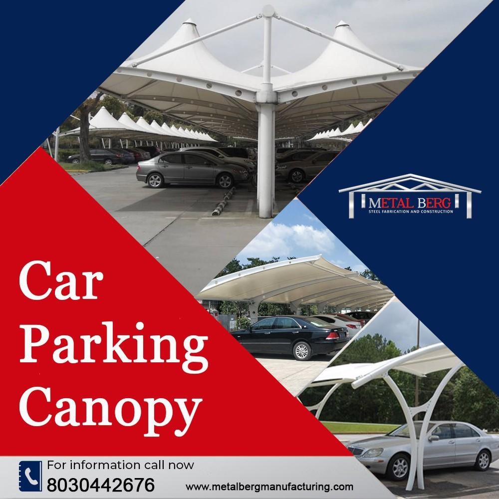 Wide range of Steel Canopy manufacture in Nigeria