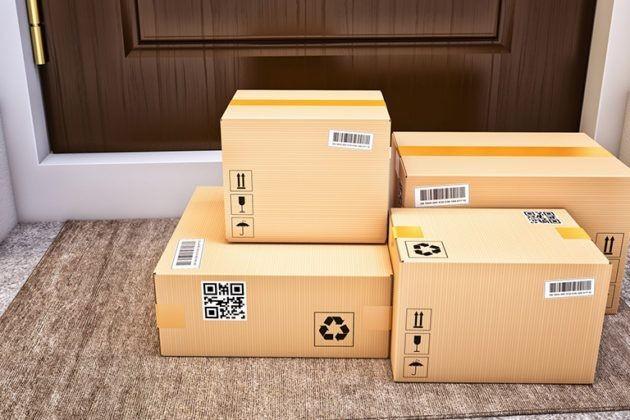 free US mail address