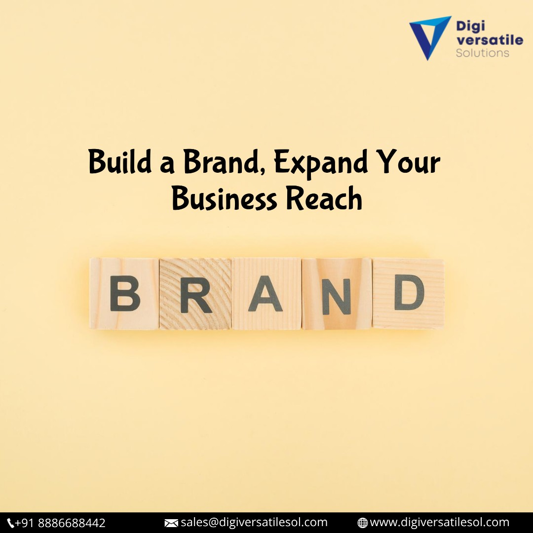 Build A Brand With Digital Marketing Services