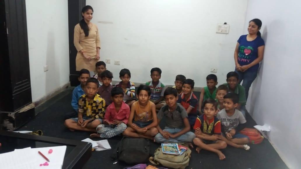 Donate For Poverty in Delhi NCR India