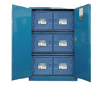 Highly Corrosive Chemical Storage