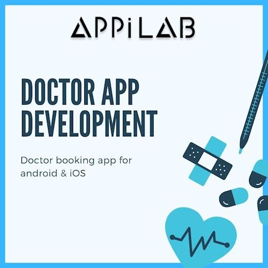 Doctor booking app development