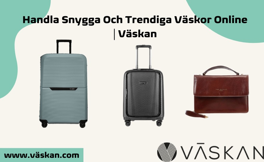 Handla snygga och trendiga väskor online | Väskan