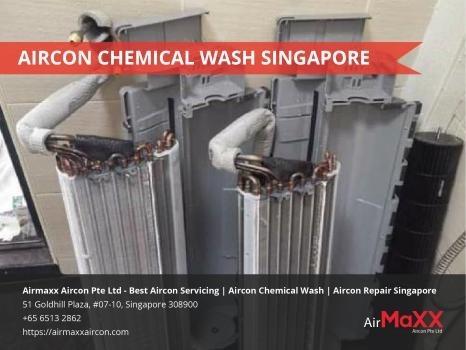 Airmaxx Aircon Pte Ltd - Best Aircon Servicing | Aircon Chemical Wash | Aircon Repair Singapore