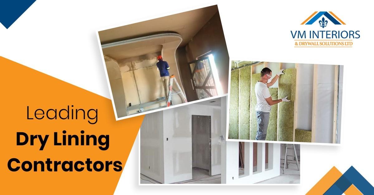 Plastering and shopfitting  contractors