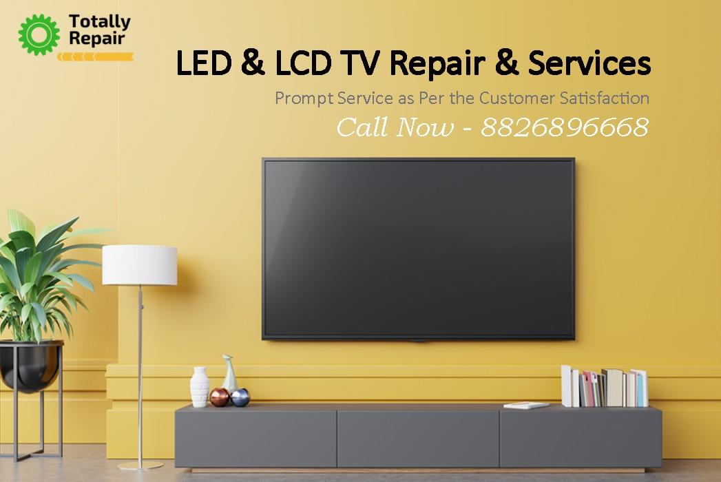 TV & LED Repair Services in Delhi, Gurgaon, Faridabad, Noida.
