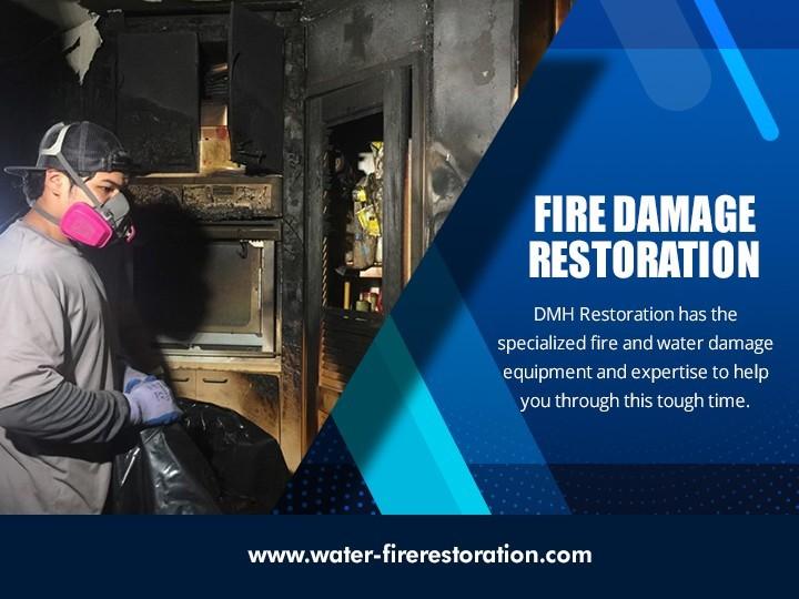 Fire Damage Restoration Sonoma County