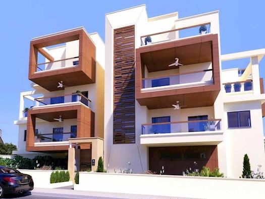 Seaside apartments to buy in Limassol