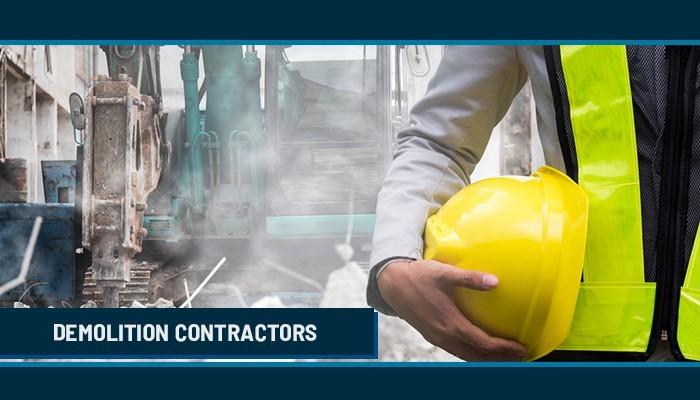 Demolition Contractors in London, UK