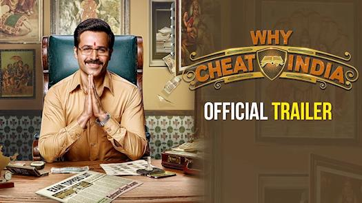 Download Why Cheat India 2019 HD Movies Counter Openload