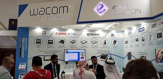 eTOP SOLUTION Participating at GITEX TECHNOLOGY WEEK 2019