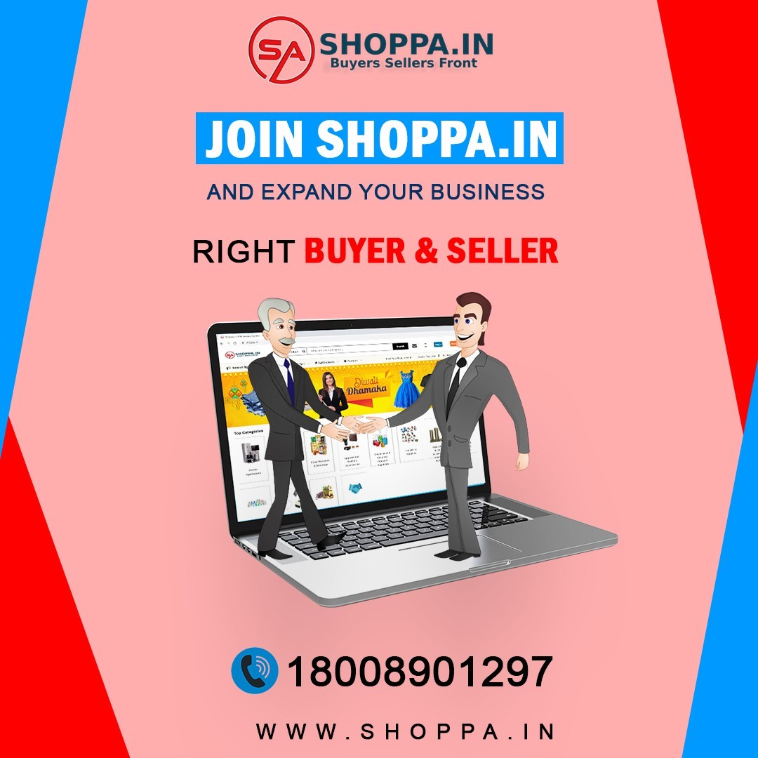 Jion SHOPPA.IN and Expand Your Business right Buyers and Sellrs