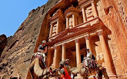 The Rock City of Petra