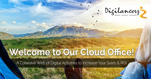 A cohesive web of digital activities to increase your Sales and ROI