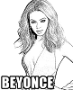 Beyonce to color