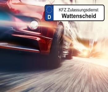 KFZ Zulassungsdienst - Wattenscheid